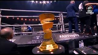 Самое Интересное Усик Гассиев 12 раунд! Александр Усик Абсолютный Чемпион Мира!