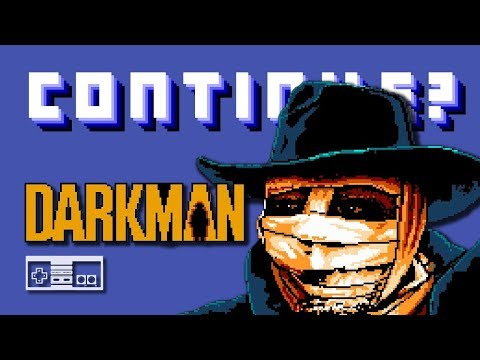 Darkman (Nintendo NES) - Continue?