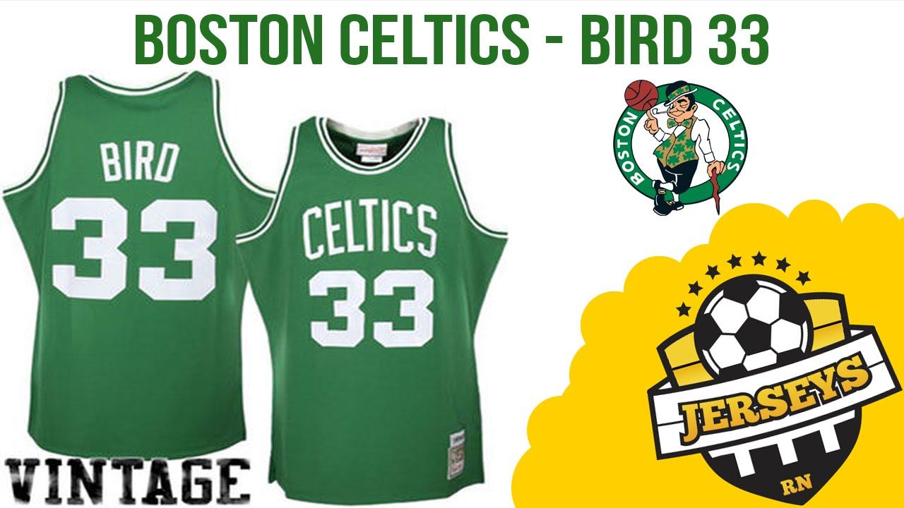 Unboxing #15 Boston Celtics Vintage - AliExpress - YouTube