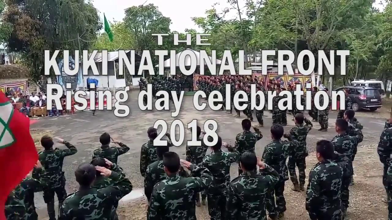 KUKI NATIONAL FRONT || RISING DAY CELEBRATION 2018