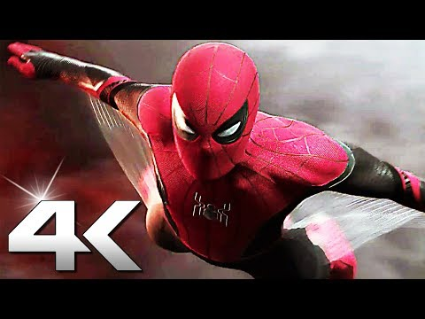 SPIDER-MAN FAR FROM HOME Bande Annonce 4K + VF (2019)
