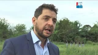 PABLO ABELEYRA   DARIO CIMINELLI   DESALOJO EN TERRENOS URSUPADOS