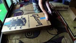 Gibson Les Paul Deluxe II Unboxing