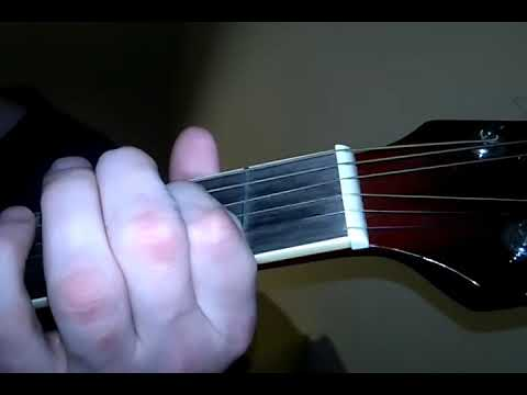 Manuş Baba Haberin Varmı (gitar Solo)