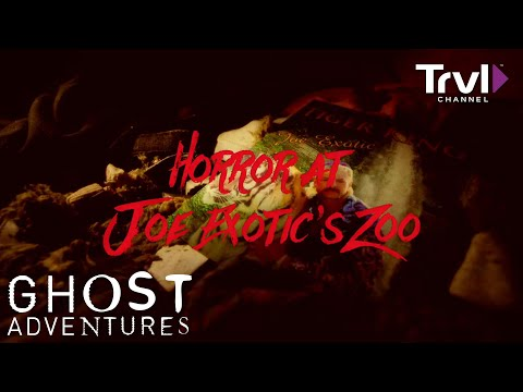 """Horror at Joe Exotic Zoo (Thurs, Oct 29 at 9pm/8c) 