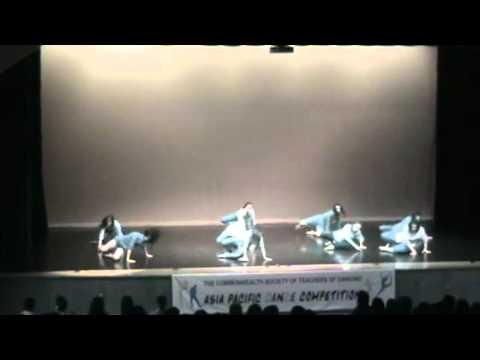 CSTD Dance Competition - A Contemporary Piece [HQ]...