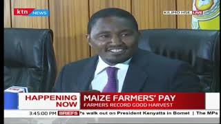 Maize farmer\'s pay: PS, NCPB officials in maize scandal