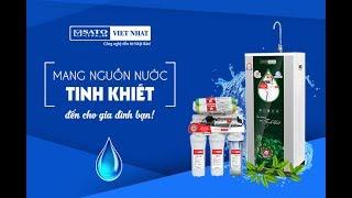 Máy lọc nước RO Sato Việt Nhật - Máy lọc nước gia đình cao cấp