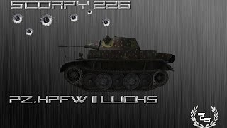 World of Tanks: Pz.KpfW II Luchs mit Yannboy
