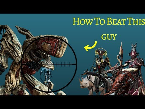 Warframe - How To Hunt & Capture a Teralyst