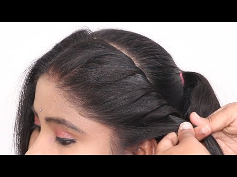 2-new-bun-hairstyles-|-beautiful-bun-hairstyle-for-wedding-party-|-trending-hairstyles