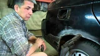 Как покрасить и обработать ржавчину на задних арках 2110-часть 1(начало)(, 2014-05-26T17:06:02.000Z)