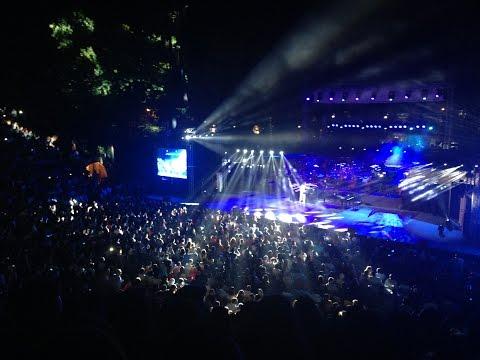 Yanni - Festival international de Carthage 21.07.2014 Live from TUNISIA