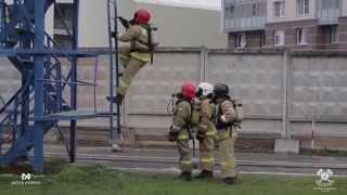 Пожарное многоборье или FireFighter CrossFit.