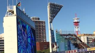 2018年7月31日 横浜DeNA×巨人 試合前スタメン発表&応援歌1-9 thumbnail