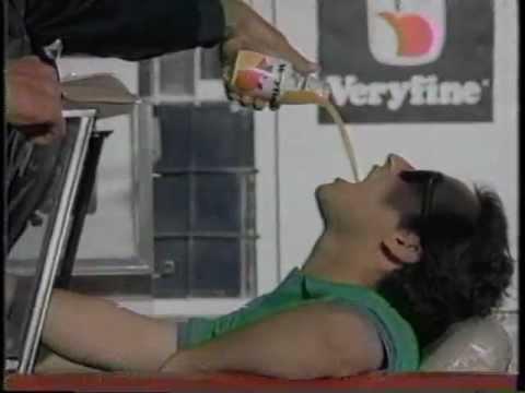 1988 Veryfine Juice Commercial