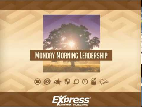 Monday Morning Leadership with Express Thousand Oaks