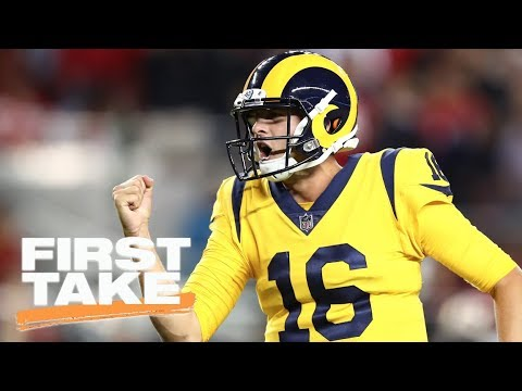Stephen A. says Jared Goff