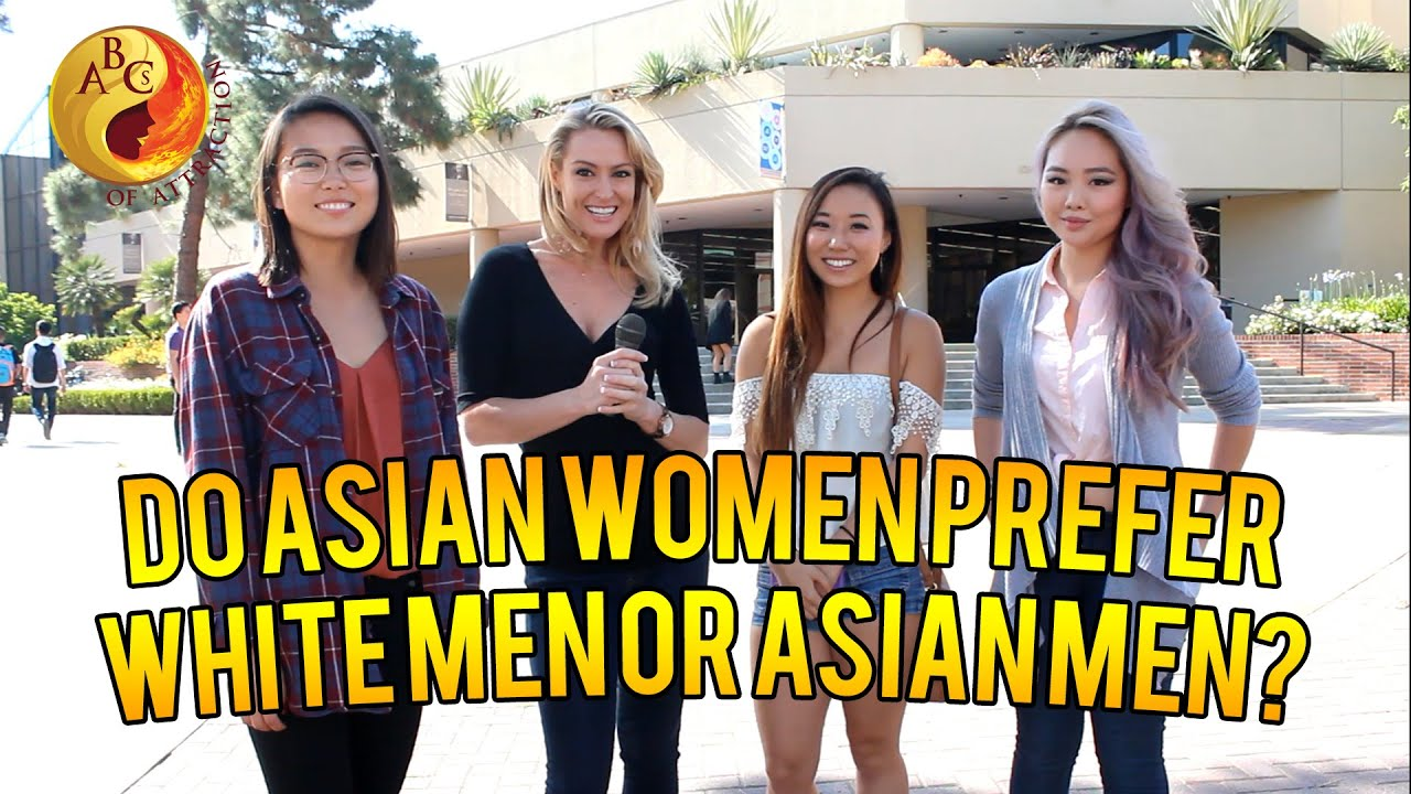 Asian Women And White Men
