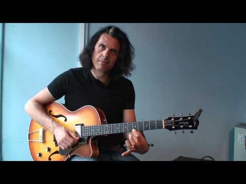 Guitar Lesson: Alex Skolnick - Minor licks (TG253)