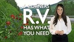 RV Rental Seattle Washington - Five Corners RV
