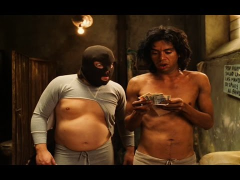 Nacho Libre - Bathroom Blow Out And Salad Scene FULL