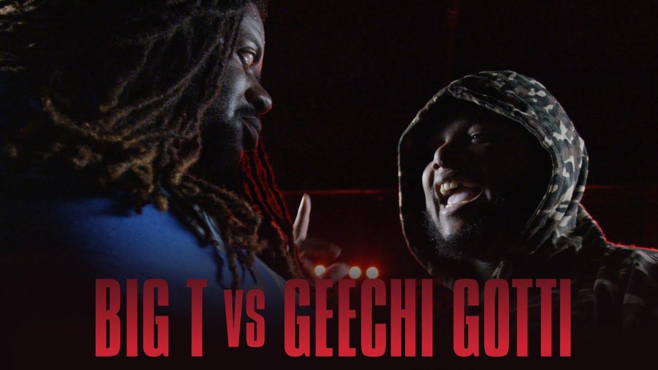 Download RUIN YOUR DAY: GEECHI GOTTI vs BIG T