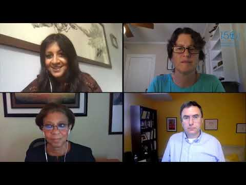American Museum Of Natural History WEBINAR: PART I # COVID-19: Origins, Spread, And Impacts