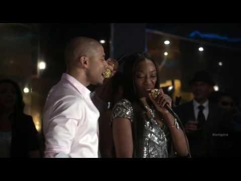 Empire Cast ft  Terrence Howward,Jussie Smollet,Yazz,Serayah,Estelle