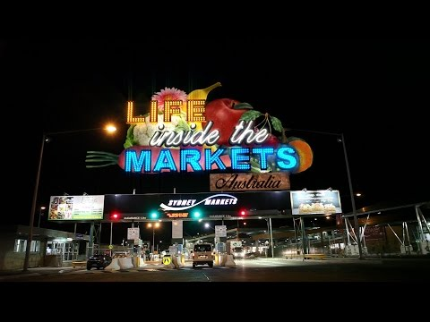 Life inside the Markets Series #1 Episode #8 Cherries & Charity