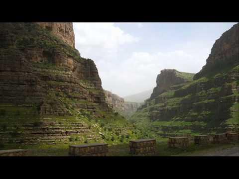 Rawanduz Kurdistan, the nature of.