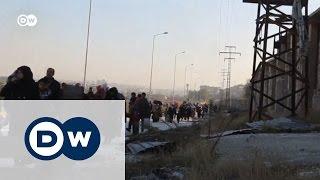 Эвакуация или бегство  российские и западные СМИ о ситуации в Алеппо