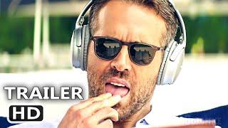 DUPLA EXPLOSIVA 2 Trailer Brasileiro LEGENDADO (2021) Ryan Reynolds