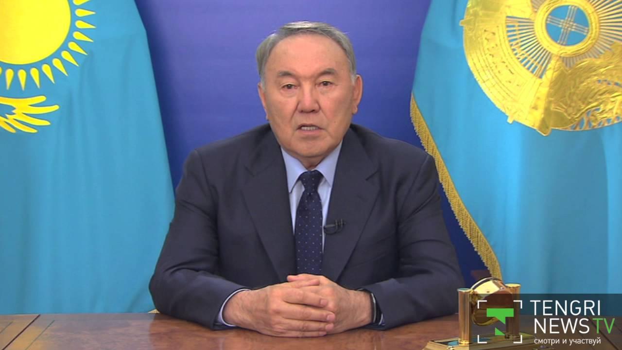 Обращение Президента Казахстана 8 июня 2016 - День траура 9 июня 2016 из-за теракта в Актобе