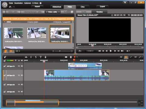 Avid Studio Clip Marker setzen