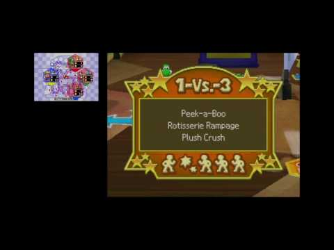 Mario Party DS playthrough_Kameks Library