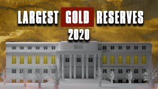 LARGEST GOLD RESERVES - Top 6 Countries with Largest Gold Reserves 2016