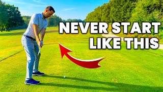 This Golf Swing Takęaway Fault can Ruin your Game - But It's Easy to Fix