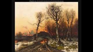 Boris Alexandrov Ensemble - Zimní večer (Winterevening) - Tenor Ivanovich Nikitin