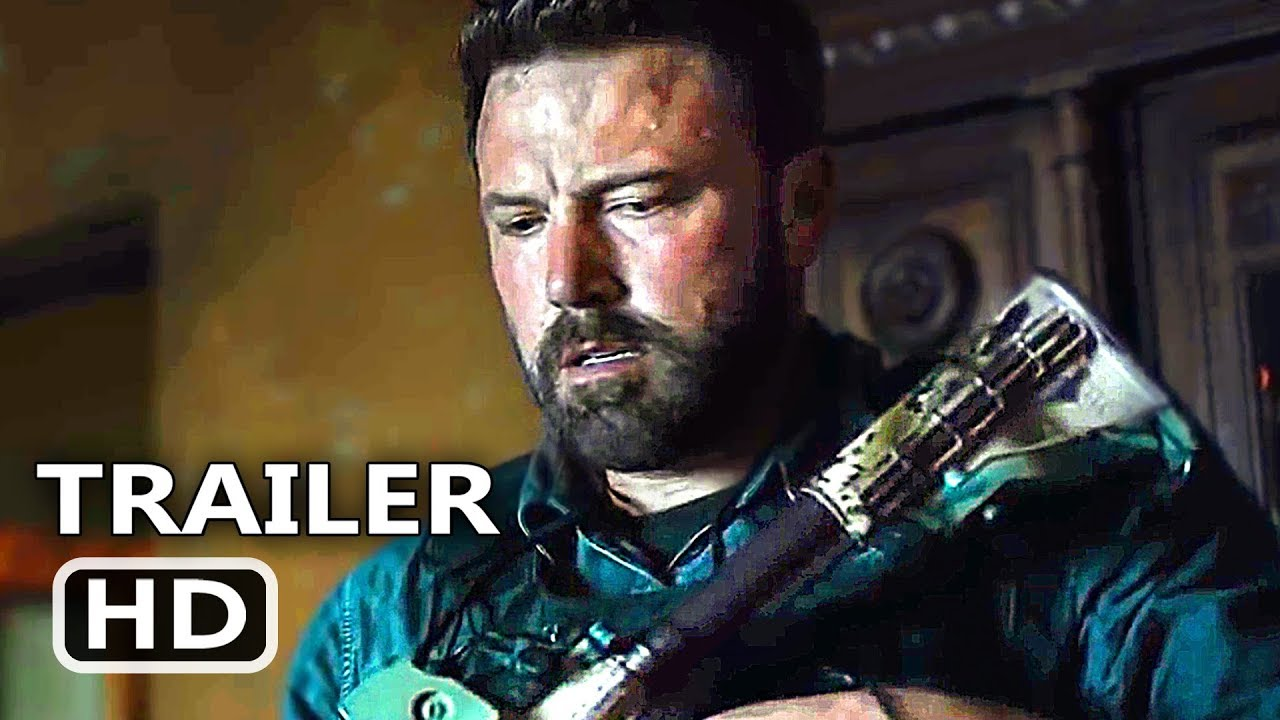 TRIPLE FRONTIER Official Trailer (2019) Ben Affleck, Oscar ...
