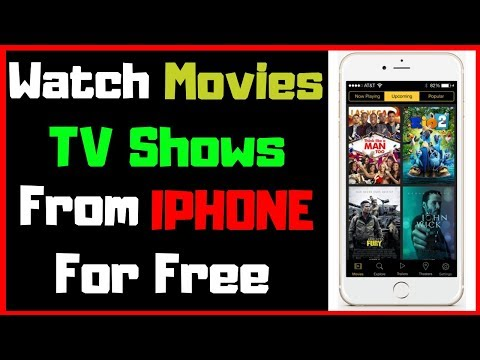 Watch NEW Movies & TV Shows FREE On iPhone! (No Revoke)