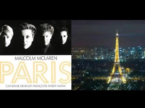 Malcolm McLaren Paris CD 1 - YouTube