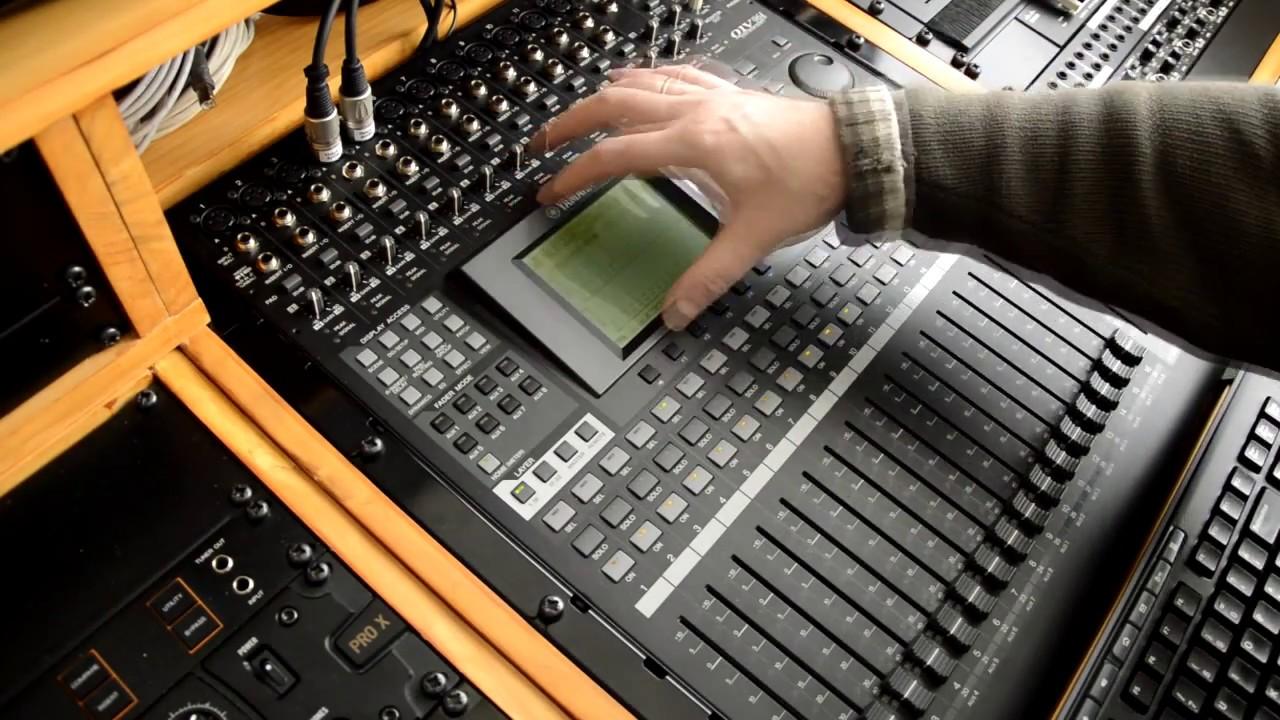 Yamaha 01v96 Manual Espaol Professional User Ebooks Block Diagram Tutorial 01v96i Visi N General 1 Youtube Rh Com