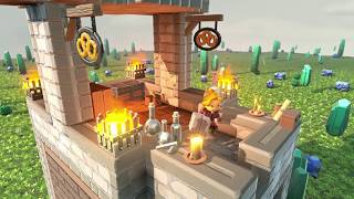 Portal Knights | Nintendo Switch | PS4, Xbox One, PC, Switch | Deutsch