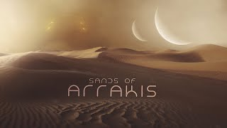 Sands of Arrakis - An EPIC Ambient Music Journey - Inspired By The Movie DUNE [Vocals By Syberlilly]
