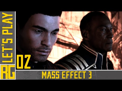 Mass Effect 3 [BLIND] | Ep 2 | New Skills | Let's Play