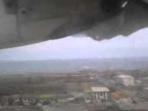 فرودگاه نوشهر-حسام خامكيLanding Nowshahr.3gp