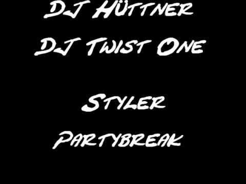 █ ▄ ♫DJ Hüttner feat. DJ Twist One -  Styler Partybreak♫ ▄ █