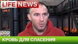 В «День донора» в спортклубе «Оплот» собрали помощь детям Донбасса