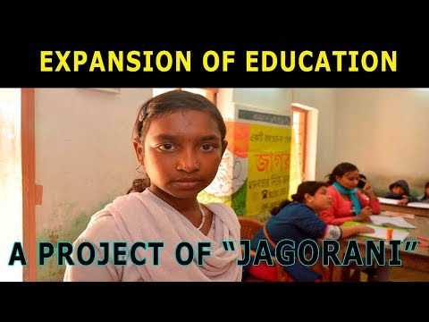 Fight for Education with Poverty in Sundarban (India) || Say no to school dropouts || Jagorani NGO